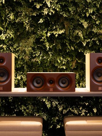 Magna Audio Speaker - Designed Surround System