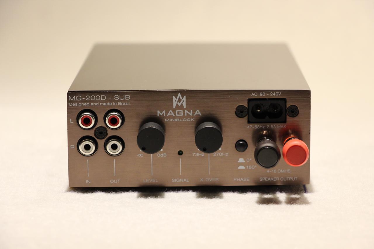 Magna MiniBlock Bronze Sub