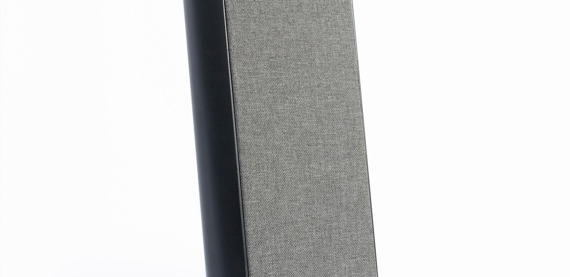 Magna Form Bookshelf Obisidian Carbon