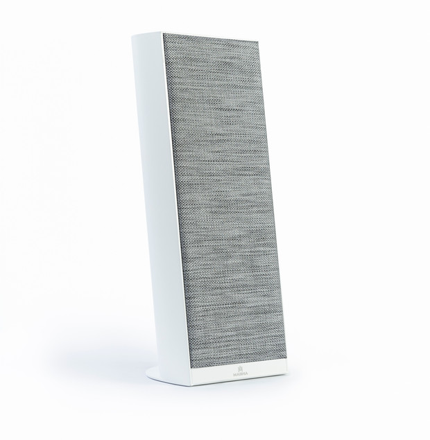 Magna Form Bookshelf Polar White