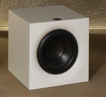 Magna Audio Speaker - Designed Subwoofer Creme