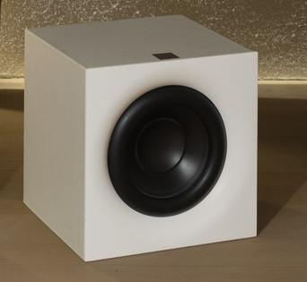 Magna Audio Speaker - Designed Subwoofer Creme