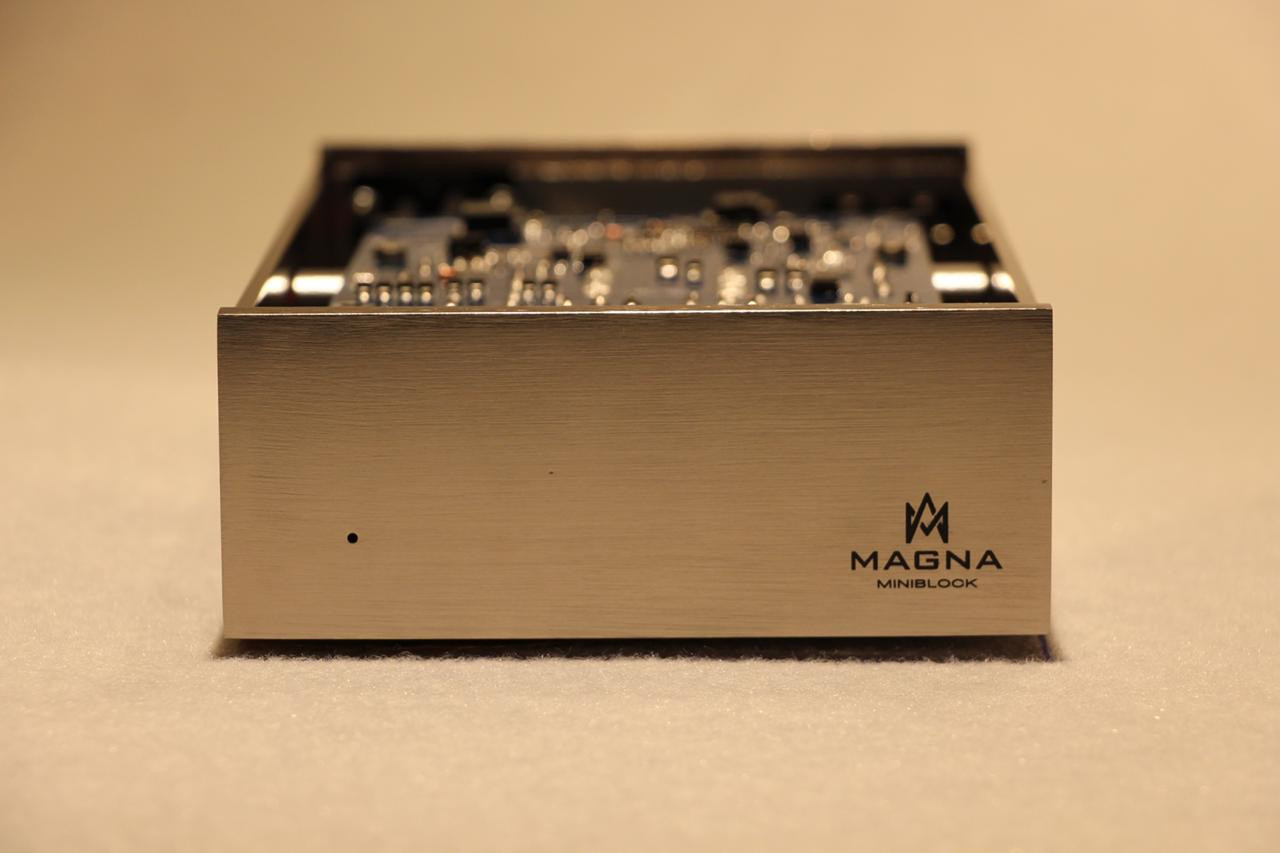 Magna MiniBlock Inox