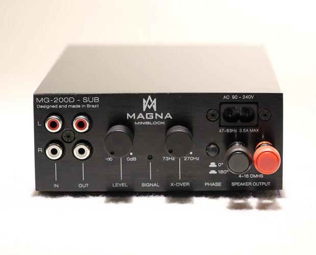 Magna MiniBlock Black Sub