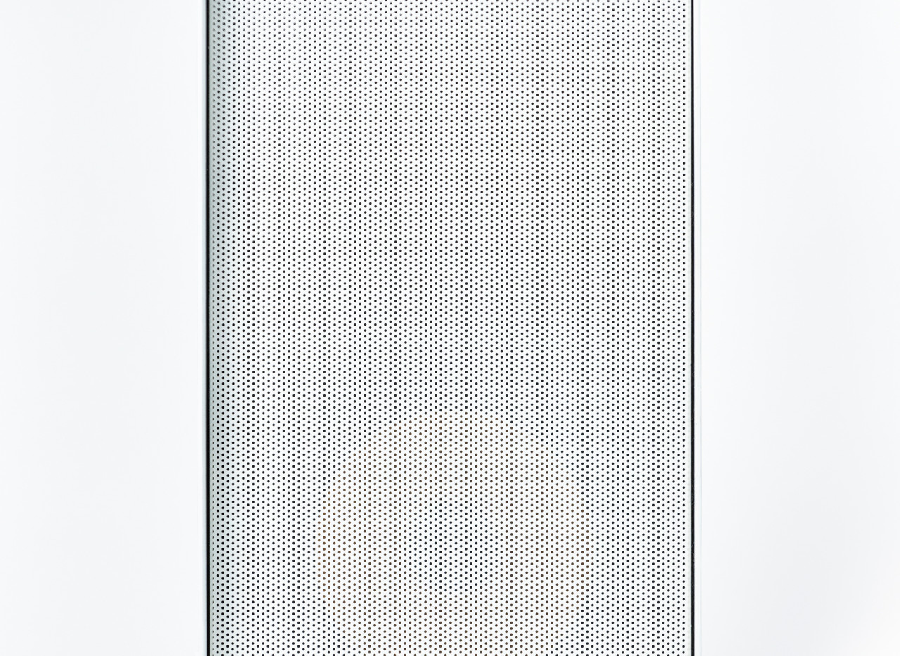 NoFrame Rectangle White