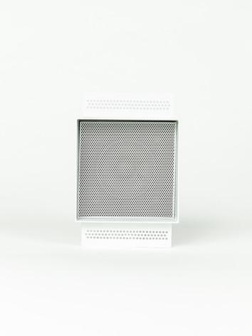 Magna Audio Speakre - NoFrame Square Whi