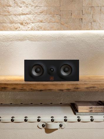 Magna Audio Speaker - Designed Central Preta