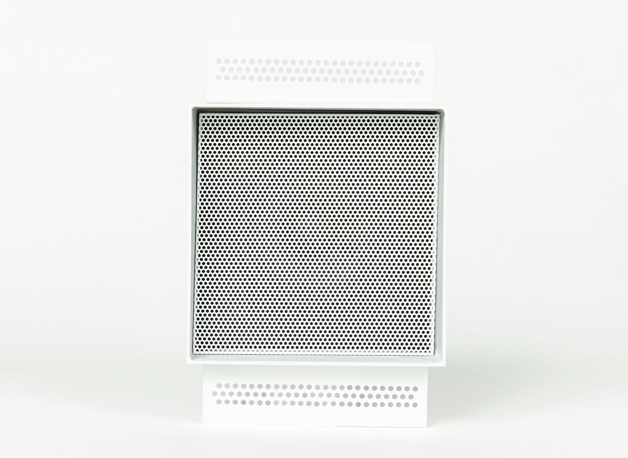 NoFrame Square White