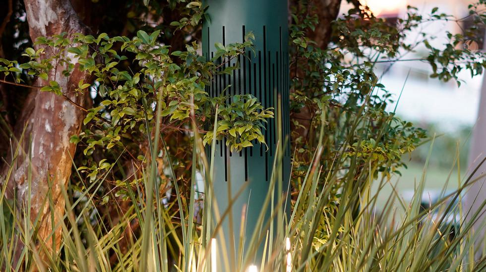 Polly Outdoor Speaker Green 240 / 360