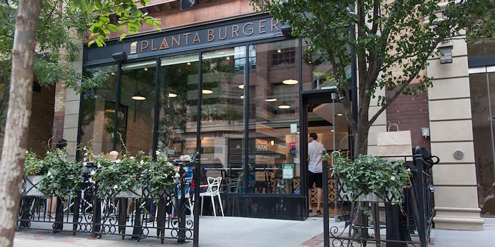 PLANTA Burger Financial District