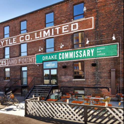 Drake Commissary - The Drake Hotel