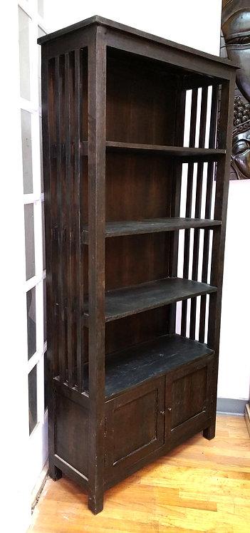 Slat Bookcase