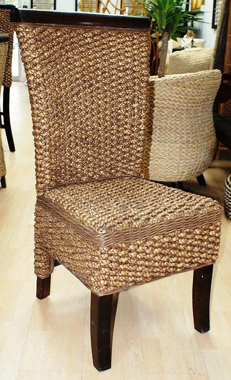 Regina Water Hyacinth Dining Chair