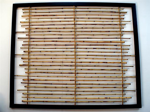 Wall Screen Bamboo