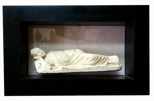 Sleeping Buddha in Box