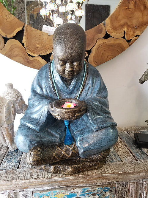 Shaolin with Pot
