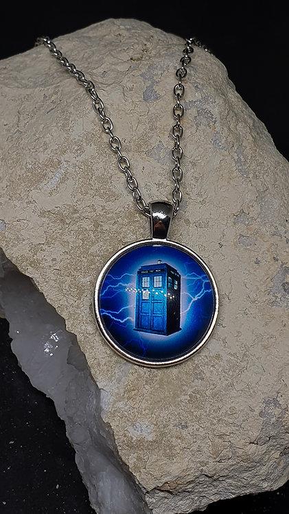 Doctor Who Tardis smykke