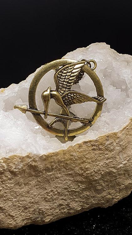 Hunger Games Mockingjay smykke