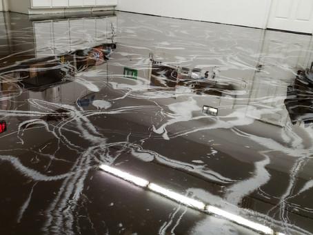 Concrete Epoxy Floors