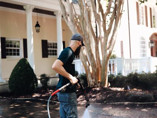 Flatwork Cleaning Nashville