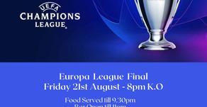 European Football Finals Live!
