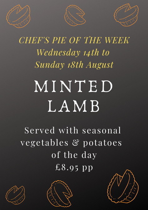 Pie of the week...