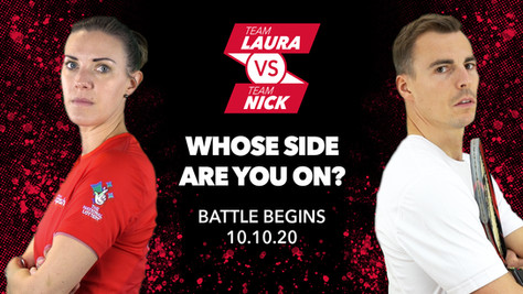 Team Laura or Team Nick