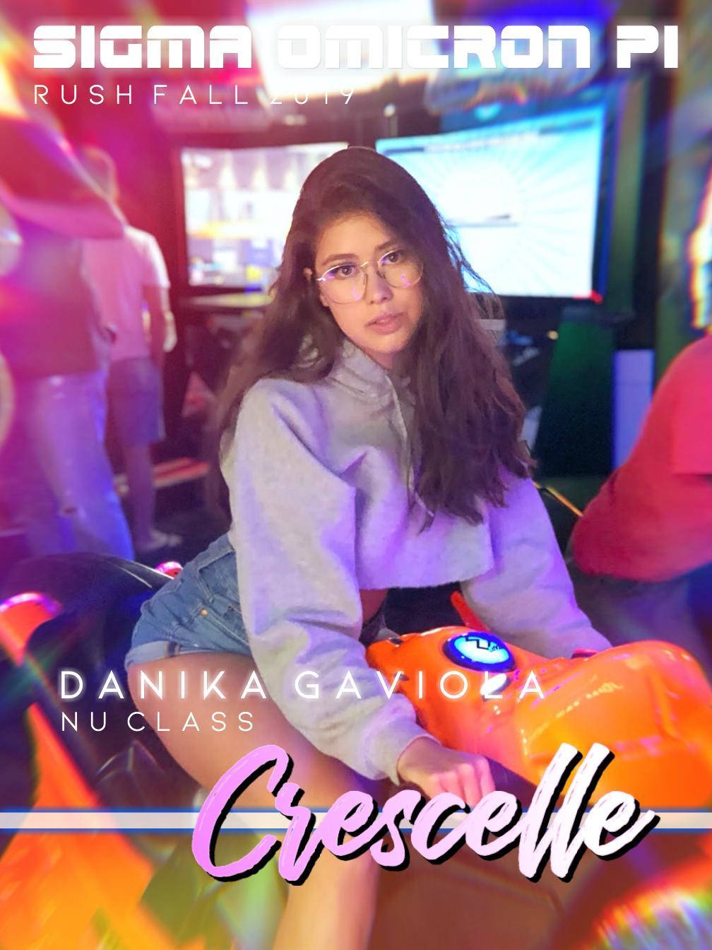 Danika Gaviola