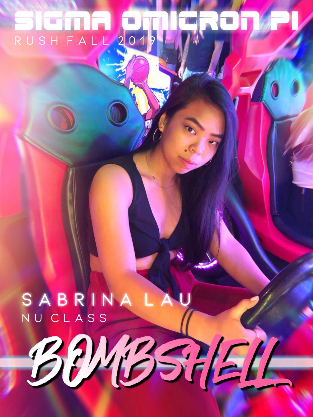 Sabrina Lau