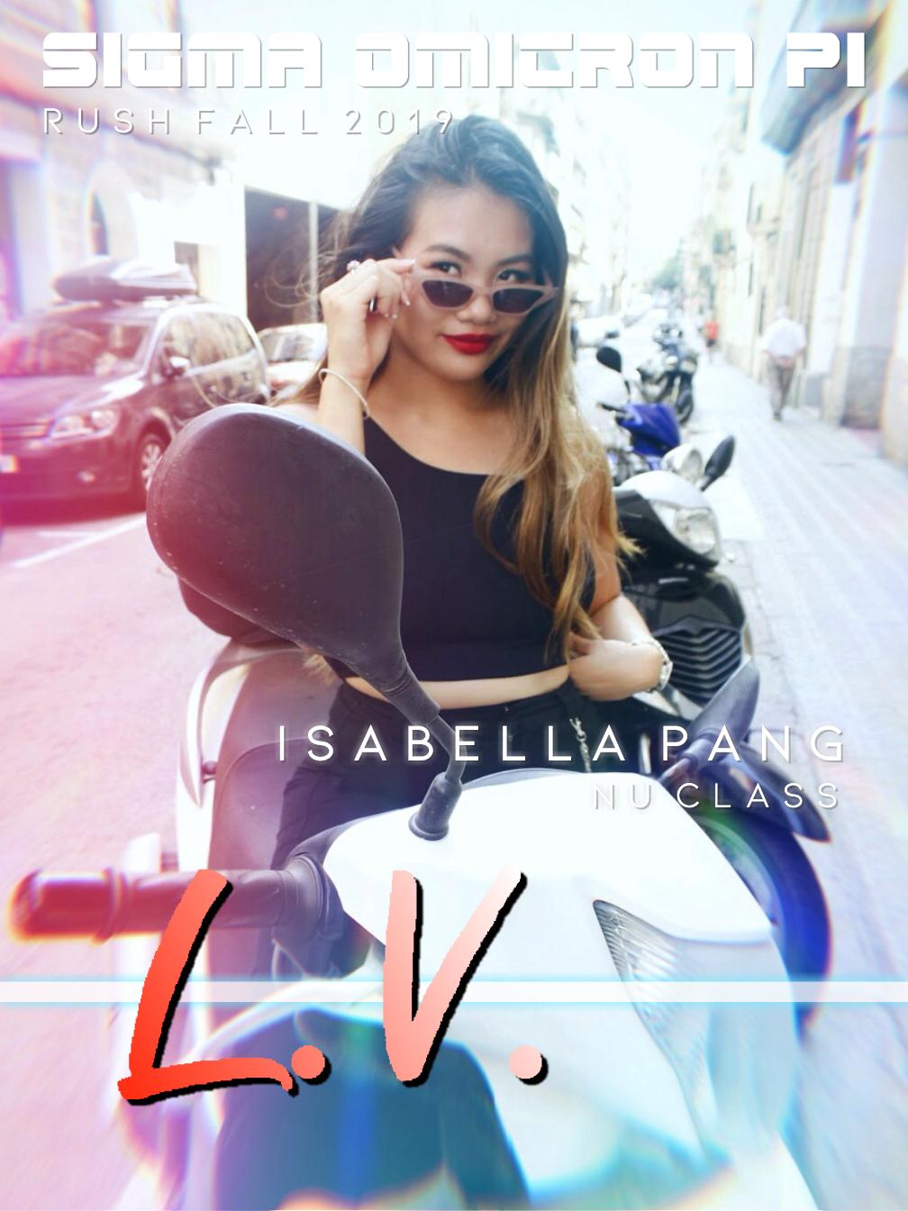 Isabella Pang