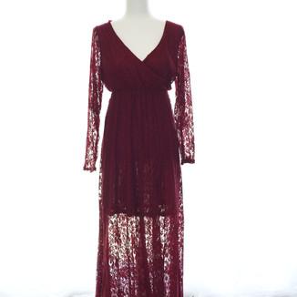 Burgundy long sleeve lace dress.jpg