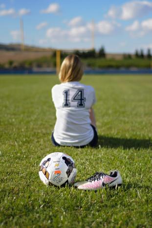 Senior Sports Photo