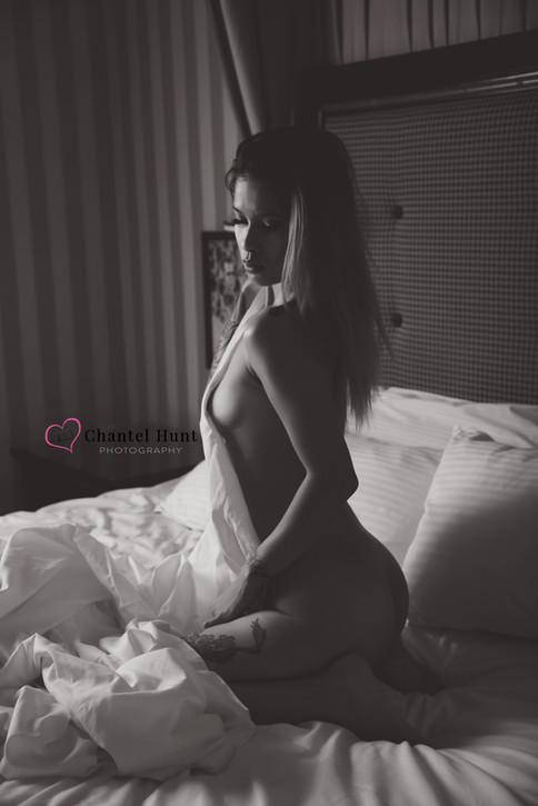 Dark & Sultry Bedroom Picture