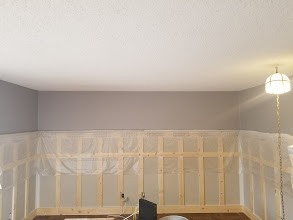 2nd coat almost done!