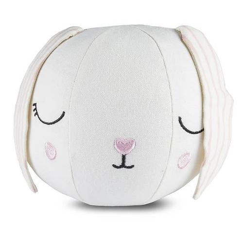 Bunny Rattle Ball