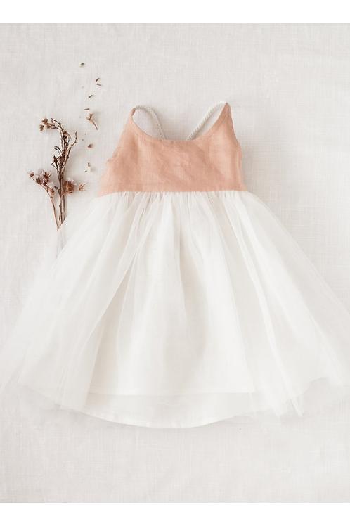 Reversible Linen Tutu Dress