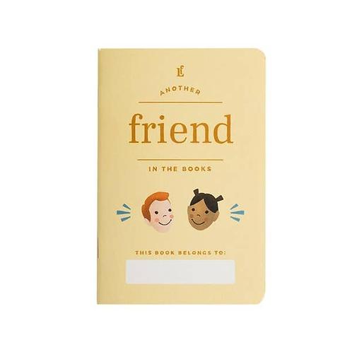 Friend Journal Kids Passport