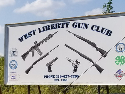 West Liberty Gun Club 'Blog'