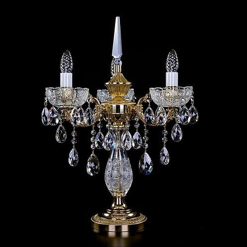 Crystal Table Lamp CR 6-3