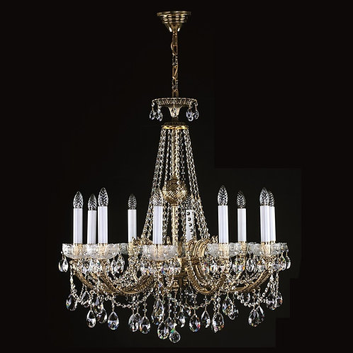 Crystal Chandelier CR 0006-10