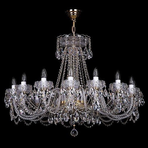 Crystal Chandelier CR0004-16