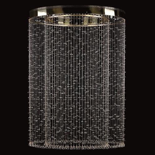 Ramona, en fantastisk moderne krystallampe