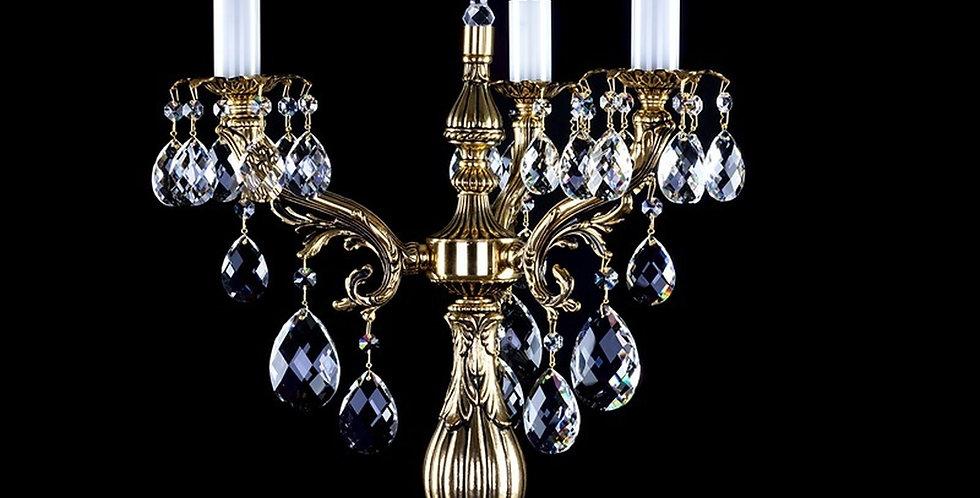 Amber, bord lampe