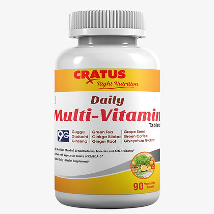 Daily Multi-vitamin Tablets