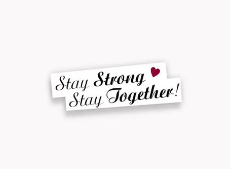 #staystrong #staytogether