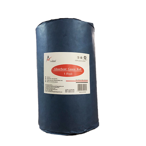 Absorbent Gauze Roll Non- Sterile