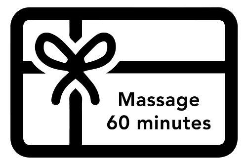 BON MASSAGE | 60 minutes