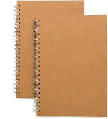 8.5x5 SOFT COVER SPIRAL SKETCHBOOK