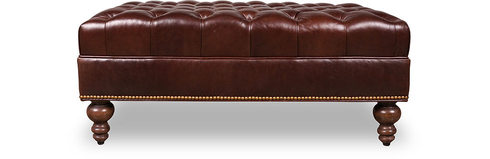Rectangle Tufted Ottoman