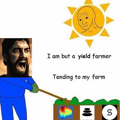 yield farming ethereum